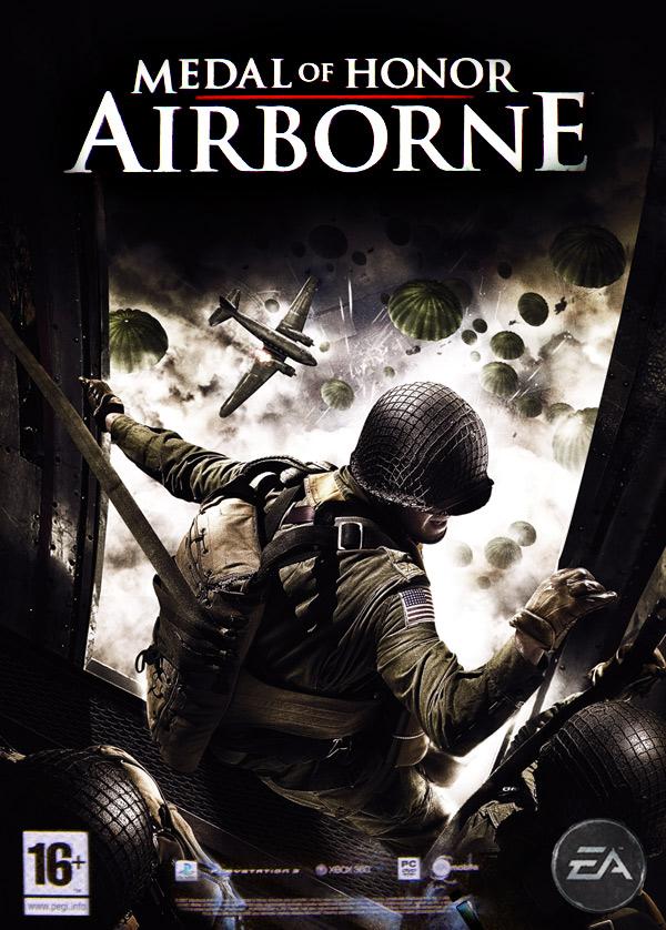 Plakát Medal of Honor Airborne