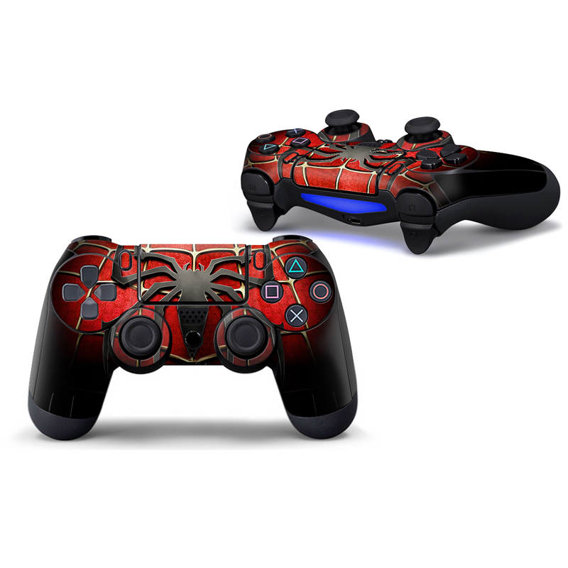PS4 polep ovládača Spiderman